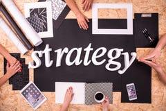 New strategy idea Stock Photo
