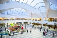 New Street / Grand Central shopping centre Stock Photos