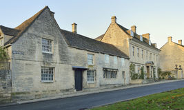 New Street, Painswick Royalty Free Stock Photos