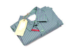 New striped shirt Royalty Free Stock Images