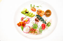 New style sashimi Stock Photo