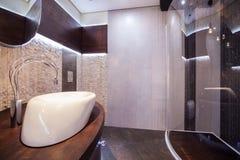 New style washbasin Stock Photos