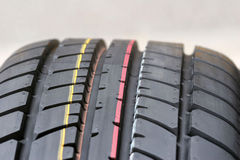 New Summer tire Stock Image