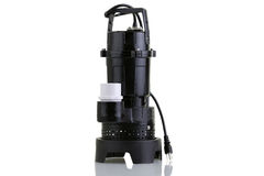 New sump pump Stock Photos