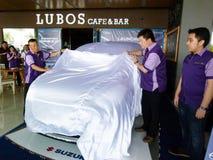 New suzuki car Stock Photo