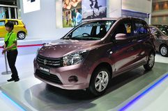 New Suzuki Celerio on display Stock Photo