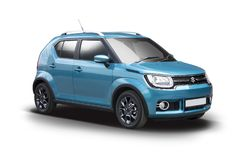 New Suzuki Ignis Royalty Free Stock Photo