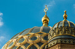 New Synagogue Royalty Free Stock Photography