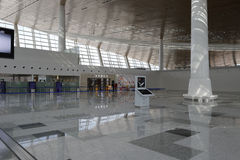 The new t4 terminal hall, amoy city, china Stock Photos