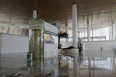 New t4 terminal hall, amoy city, china Royalty Free Stock Photography