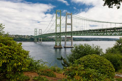 New Tacoma Narrows Stock Photo