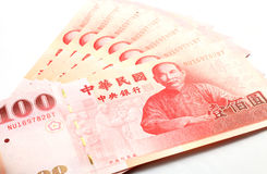 New Taiwan Dollar bill Royalty Free Stock Images