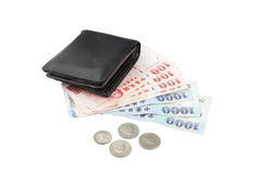 New Taiwan Dollar Cashes Royalty Free Stock Photos