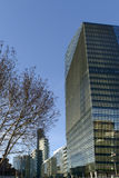 New tall buildings at business hub, MIlan Stock Photography