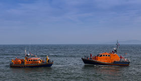 New Lifeboat Stock Images