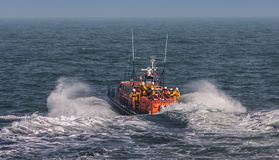 New Lifeboat Stock Photography