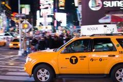 new taxi york Στοκ φωτογραφίες με δικαίωμα ελεύθερης χρήσης
