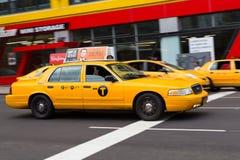 new taxi york Στοκ εικόνα με δικαίωμα ελεύθερης χρήσης