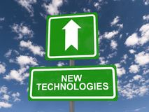 New technologies Royalty Free Stock Photos
