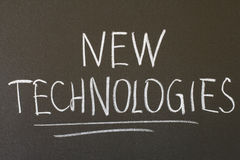 New technologies Stock Images