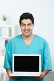New technologies in medicine Royalty Free Stock Photo