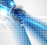 New Technology business background Royalty Free Stock Images