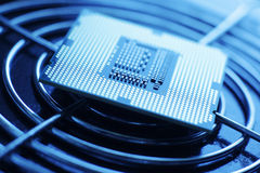 New Technology Processor Royalty Free Stock Photos