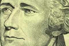 New ten dollar bill Stock Image