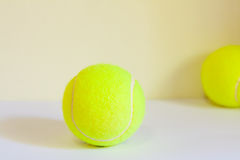 The new Tennis Balls Stock Image