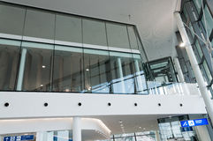 New Terminal Lobby Royalty Free Stock Image