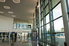New Terminal Lobby Royalty Free Stock Image