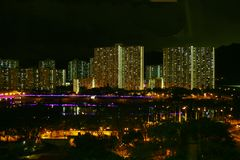 New territories royalty free stock photography