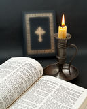 New Testament Stock Photography