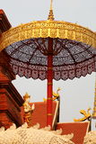 New Thai style architecture in China Royalty Free Stock Image