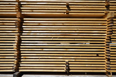 New timber Stock Image