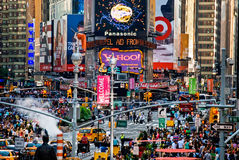 New Times Square Royalty Free Stock Images