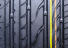 New tire surface Stock Photos