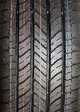 New tire texture background Stock Photos