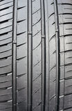 New tire track. Royalty Free Stock Image