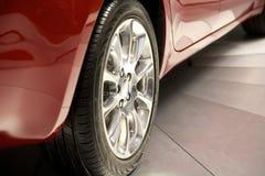 New tires Stock Photo
