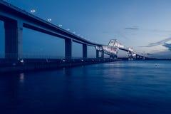 New tokyo landmark , Tokyo Gate Bridge Royalty Free Stock Photos