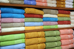 New towels Stock Image