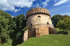 New Tower of the castle of Ostrog Royalty Free Stock Image