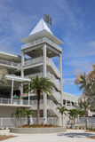 The New Tower at Hammond Stadium Royalty Free Stock Photos