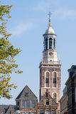 New Tower of Kampen, Netherlands Royalty Free Stock Photography