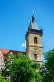 New Town Hall Charles Square Prague Royalty Free Stock Photography
