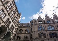 The New Town Hall in city Munich, Germany Stock Photography