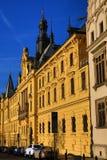 The New Town Hall (Czech: Novoměstská radnice), Old Buildings, New Town, Prague, Czech Republic Royalty Free Stock Photo