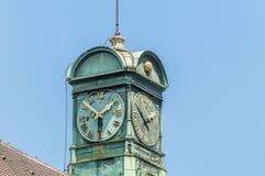 New Town Hall  in Esslingen am Neckar, Germany Royalty Free Stock Images