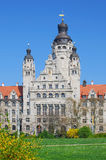 The new Town Hall,Leipzig Stock Images